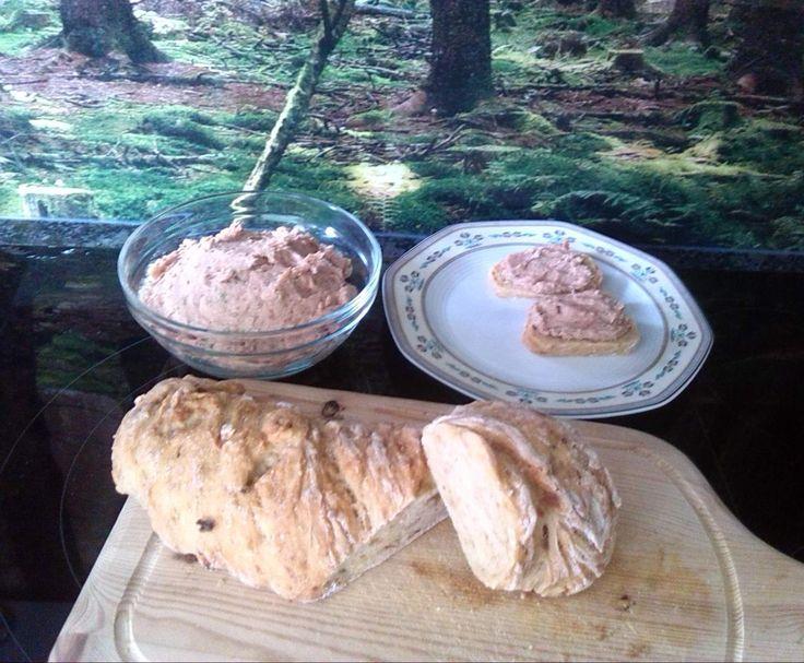 Rezept Teewurst von marsala72 - Rezept der Kategorie Saucen/Dips/Brotaufstriche