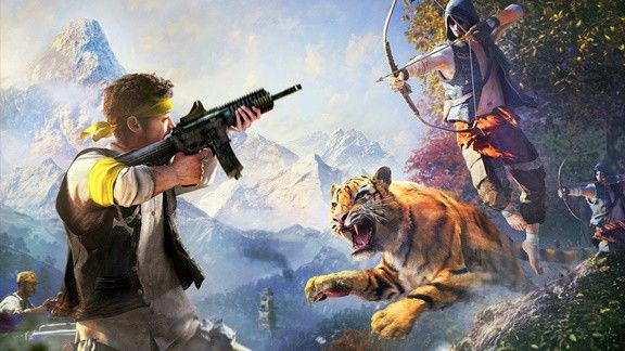 Far Cry 4 #wallpaper #farcry #ubisoft #game #oyun #FPS