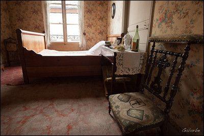 La chambre de tante Léonie. Le Combray de Marcel Proust