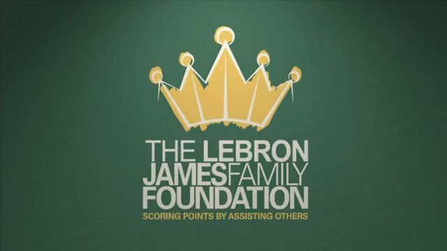LeBron James Foundation | LeBron James Family Foundation - Wheels For Education