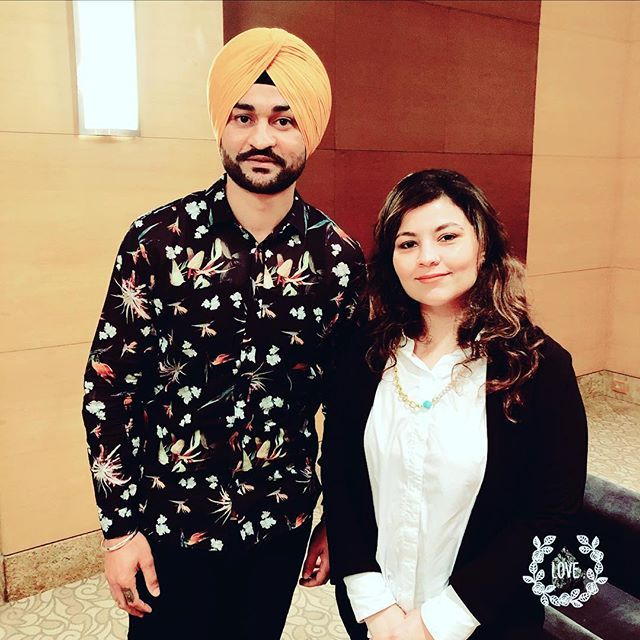 Got An Opportunity To Speak To Sandeep Singh Famous Hockey Player On Whom The Biopic Soorma Is Based Got To Know The Nuances Of H Hockey Players Singh Famous