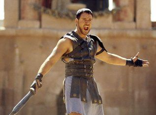 Russell Crowe in Gladiator (2000)