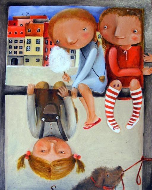 Everything Unimportant (Monica Blatton)