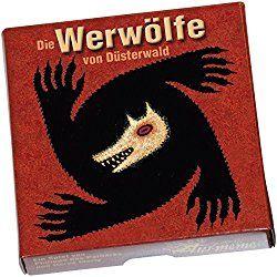 Die Werwölfe vom Düsterwald ist ein Klassiker unter den Partyspielen und können ab ca. 10 Jahren gespielt werden