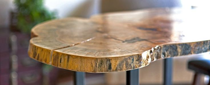 To learn more about live edge furniture, we turned to Amish Originals, a supplier of Amish furniture in Westerville, Ohio. #housetrends https://www.housetrends.com/specialist/Amish-Originals-Furniture-Company