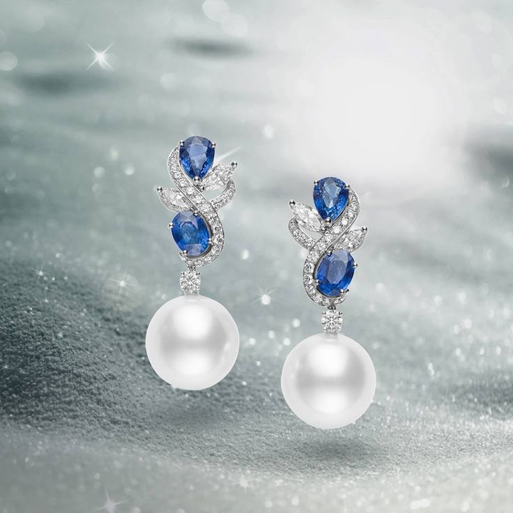 For a merry and bright holiday season. #Mikimoto #GiftOfALifetime