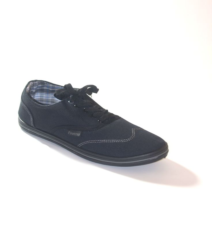 Discount on shoes on this season or hot deals on the purchasing of shoes will surely give you an extra mark to search for a store from where you can buy such shoes. Click here for Buy : http://www.mrsmarcos.co.uk/brighton-pump-black/charcoal-canvas