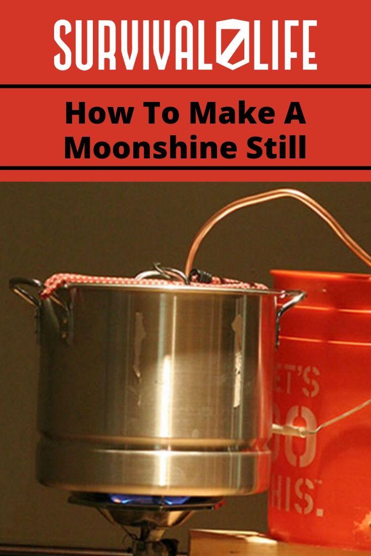 How to make a moonshine still moonshine still homemade