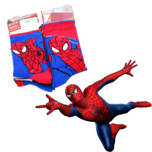 Amazing Spiderman Socks for Baby //Price: $9.69 & FREE Shipping // #hashtag3