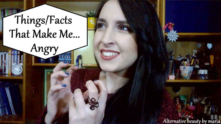 Things/Facts That Make Me Angry| Alternative beauty