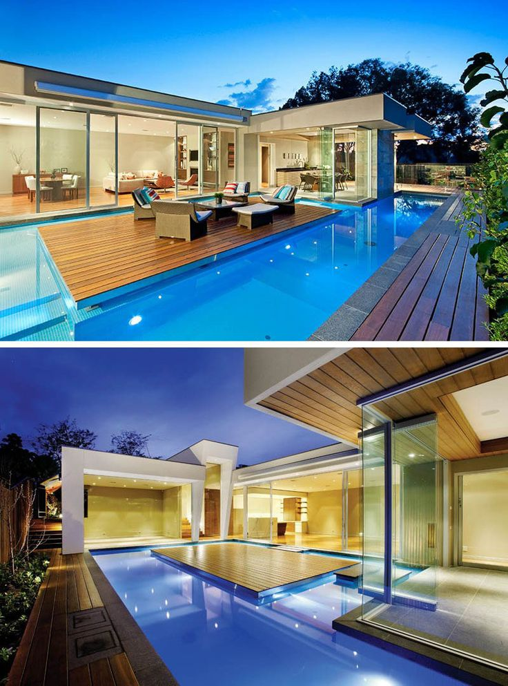 309 best outdoor rooms images on pinterest canapes for Swimming pool design guide