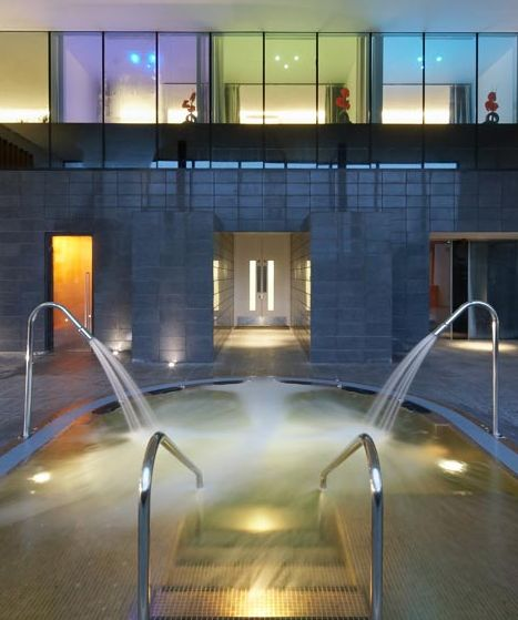 The 4* Lifehouse Spa and Hotel, Essex.