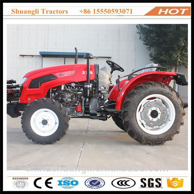Factory direct sale 2017 new tractor cheap 35hp 4wd