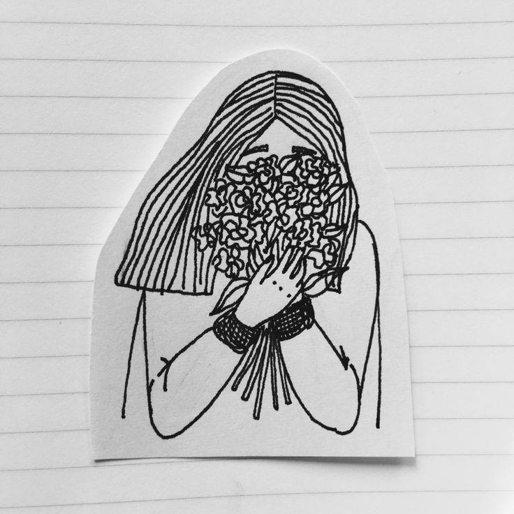 77 best draw inspiration images on pinterest for Minimal art journal