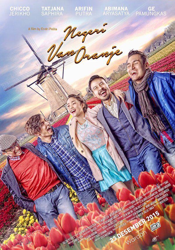 Film Indonesia Negeri Van Oranje