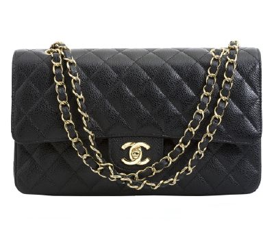 Chanel 2.55 -the icon little black purse, would love to own a piece of fashion history