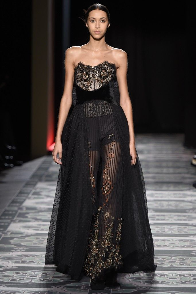 Laurence Xu Couture Spring 2015 - Slideshow