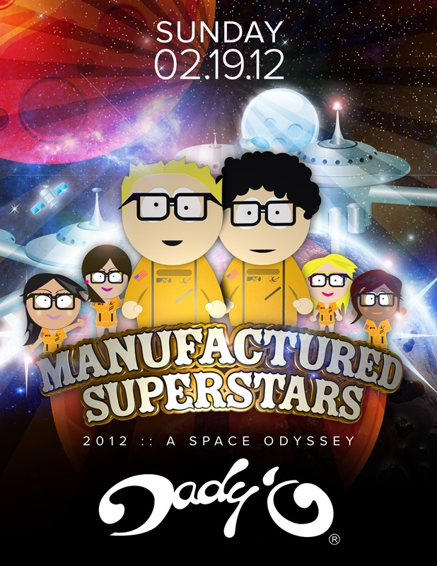 Cancun best clubs. Manufactured Superstars