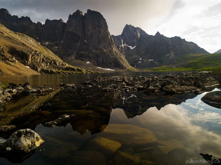 A four day hike in Tombstone Territorial Park, Yukon - Photo by Mrko Marjanovic - Click through for story, hiking tips, and information.