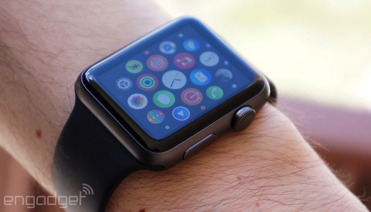 The next Apple Watch reportedly has a video chat camera #Wearables #AppleWatch