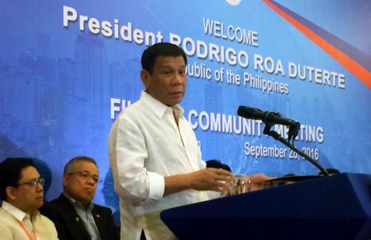 Philippines President Rodrigo Duterte will visit China from Oct. 19-21 accompanied by a business delegation. #Philippines #Duterte #China #Diplomacy #ForeignPolicy #ForeignRelations #InternationalRelations