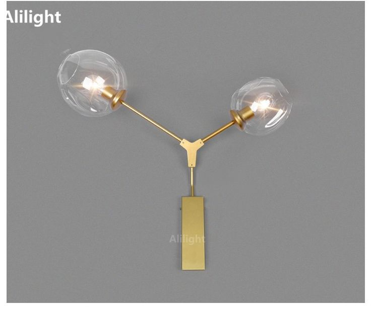 Cheap wall light, Buy Quality wall lights for bedroom directly from China glass wall lights Suppliers: Modern Creative Wall Lamp Clear Glass Wall Lights for Bedroom Reading Study Night Lighting Sconces Corridor Nordic Home Fixtures
