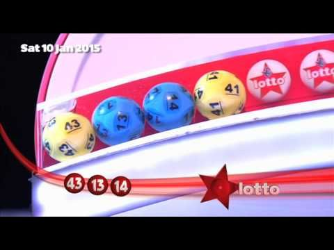 The National Lottery 'Lotto' draw results from Saturday 10th January 2015