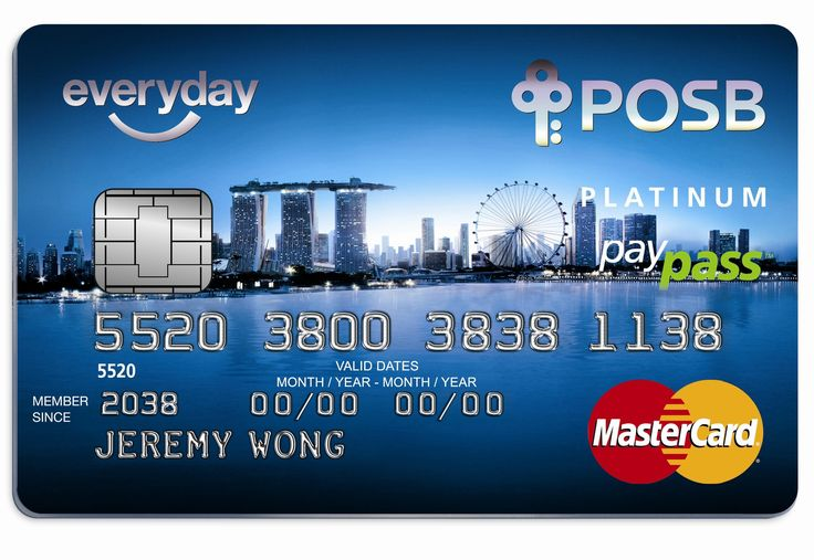 as singapore progresses so has its favourite credit card