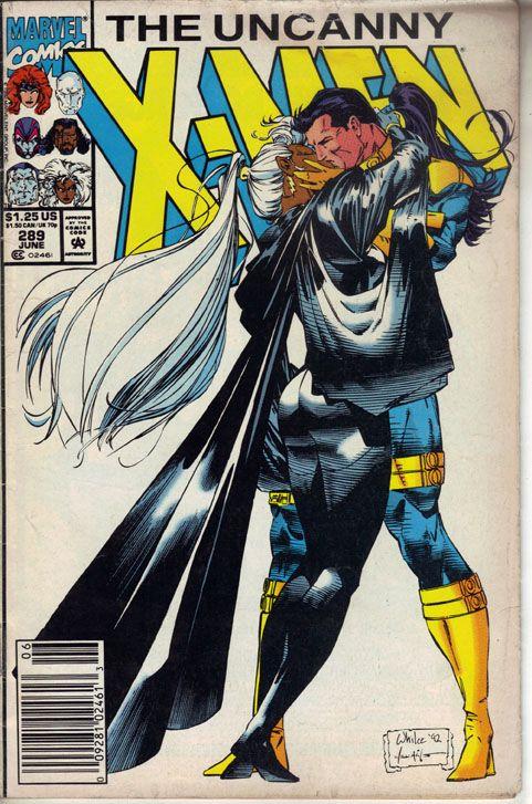UNCANNY X-MEN # 289 Comic de 1992. $ 60.00 Para más información, contáctanos en http://www.facebook.com/la5aDimension