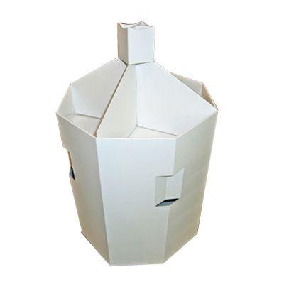 China Retail Display Products Cardboard Display Dump Bins Supplier
