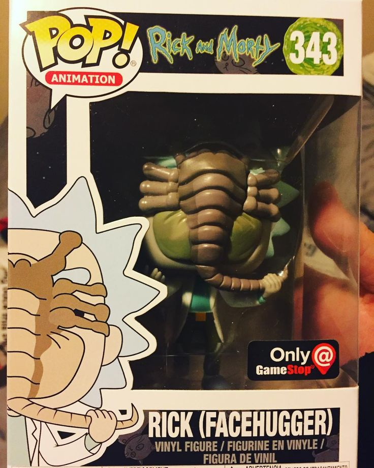 My Face Hugger Rick finally got to my store! Love this mold! Full Rick and Morty collection still in tact! #rickandmorty  #funko #funkopop #funkopops #funkopopvynil #funkofamily #funkofanatic #funkofam #funkofamily #funkophoto #funkofunatic #funkofan #funkofiends #socalfunkoforce #funkomania #funkolove #topfunkophotos #funkofun #funkoaddict #funkomania