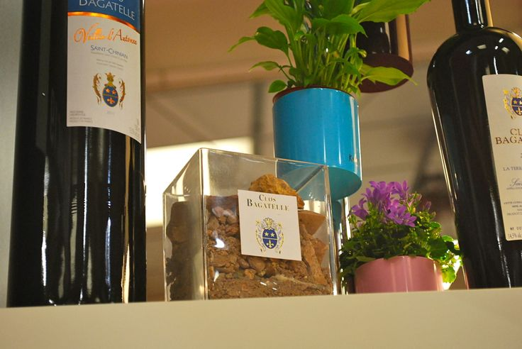 Wine and Terre from St Chinian at #ViniSud