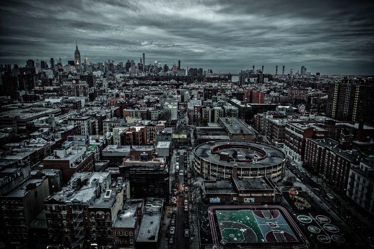 Gotham city NYC - A look at Gotham city