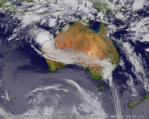 Australia is the largest island and the smallest and flattest continent on Earth, as well as the driest inhabited continent.