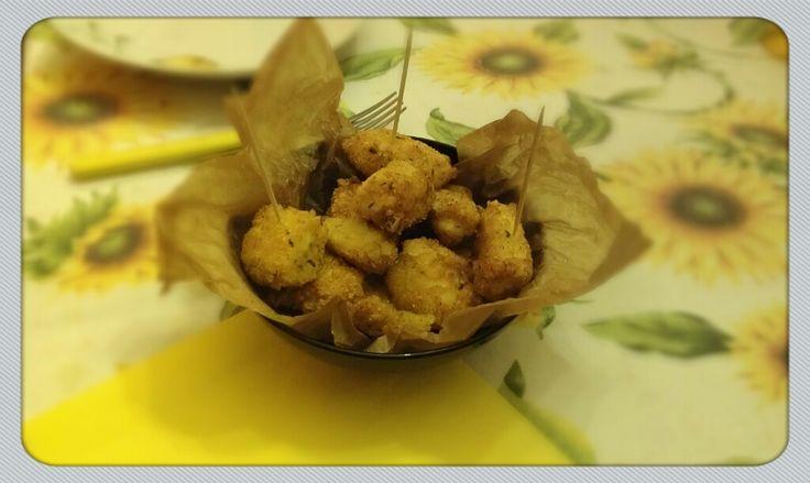 Attimi di Pollo in Crosta Piccante - Leggi la ricetta…
