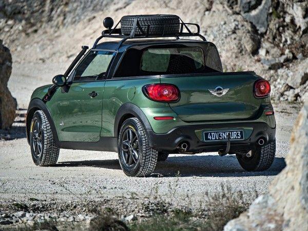 2014 Mini Paceman Adventure is Tough Adventurer Cars image
