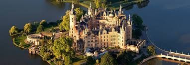 Schwerin castle, German