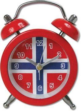 Norwegian Alarm Clock