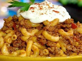 Easy Old Fashioned Goulash. ~ good recipes