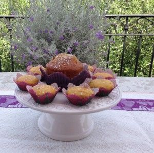 kumquat mini muffins