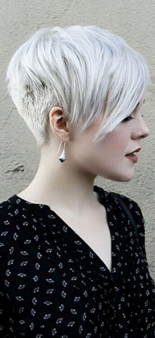 55 New Short Hairstyles for 2019 - Bob Cuts for Everyone, New Short Hairstyles for 2019 So the haircuts of 2018-2019 year have absorbed all the good a...