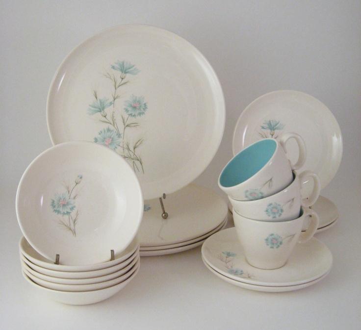 vintage dinnerware - Google Search