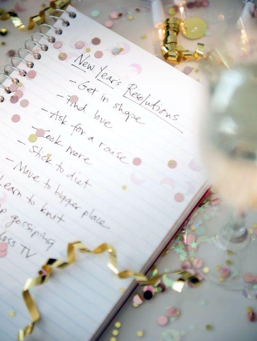 Zó pak je die goede voornemens voor 2015 aan