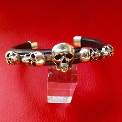 Etsy Mens Leather Bracelets