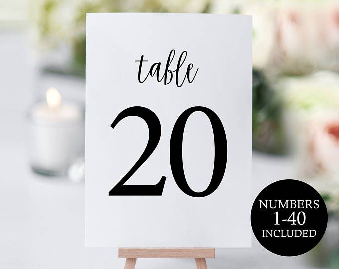 The  Best Number Template Printable Ideas On   Print