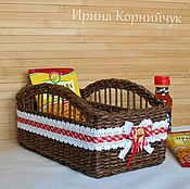Магазин мастера Ирина Корнийчук Интерьерные радости: корзины, коробы, аксессуары для кошек, кухня, обучающие материалы, детская