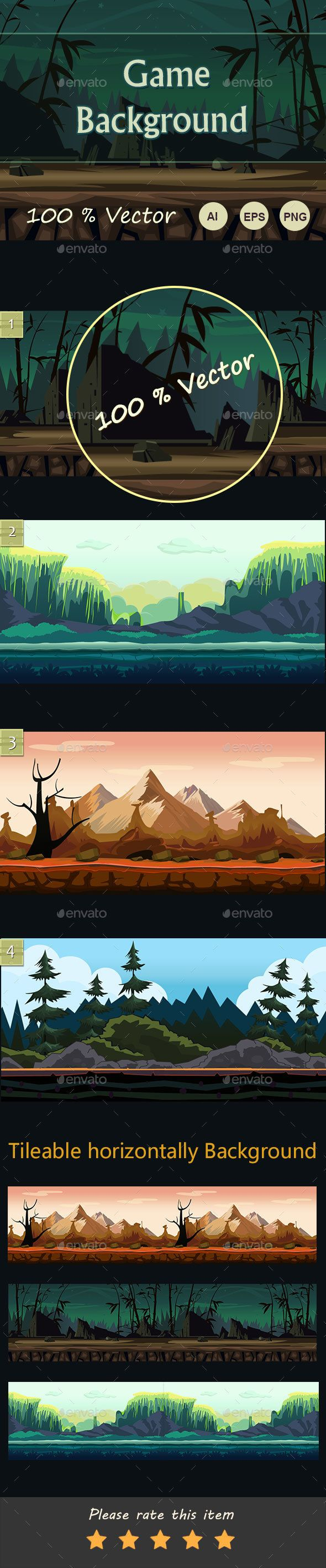 #Game #Background - Backgrounds Game Assets Download here: https://graphicriver.net/item/game-background/17107557?ref=alena994