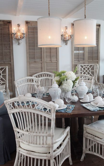 cool shutters - Rehoboth Beach House by Jerry Harpole