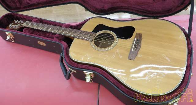 Guild D 140 Nat Gad 67999 Acoustic Guitar With Hard Case Used Jp Free Shipping In 2020 Acoustic Guitar Guitar Acoustic