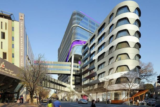 Expanding Melbourne's healthcare infrastructure | Urban Melbourne